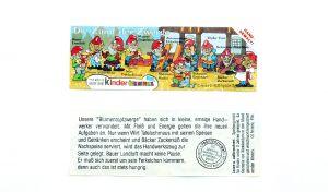 Beipackzettel von Zunft der Zwerge von 1992