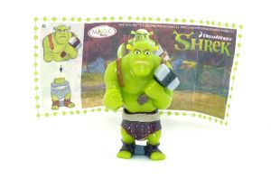 Brogan mit braunen Lendenschurz (Variante Shrek 4)