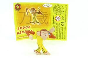 Bruce Banana, aus der Serie Zoff im Affenstall