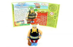 Brüllaf mit deutschen Beipackzettel (Asterix und die Wikinger)