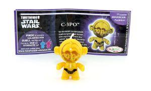 C-3PO aus der Serie Star Wars - Twistheads