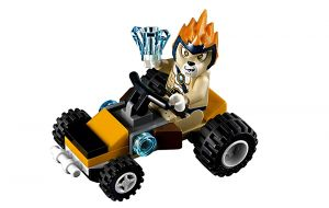 LEGO Chima Leonidas Jungle Dragster 30 Teile Set im Polybag [Nummer 30253]