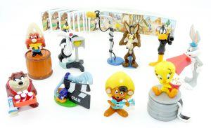 Looney Tunes Cinema von 2002 mit allen Beipackzettel (Europa Satz)