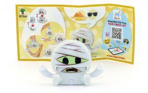 Emoji Mumie Clicker SE794A mit Beipackzettel (Kinderjoy Emojoy)