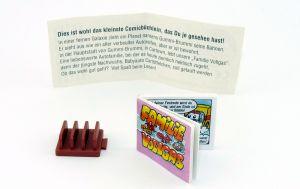 Das Comic Büchlein von Familie Vollgas (Mini Comic Büchlein)