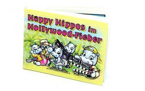 Comic Büchlein von Happy Hippo Hollywood