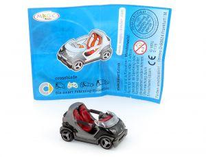 Smart Crossblade als Modellauto von Ferrerp mit Beipackzettel 2005