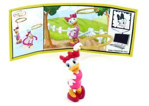 Daisy mit neutralen Beipackzettel (Micky Maus & Freunde)