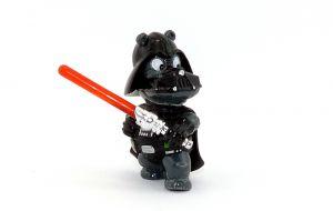 Dark Laser - Vader Black Edition ohne BPZ (Ü-Ei Variante)