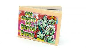 Comic Büchlein von den Dapsy Dinos (DER SCHATZ DER DAPSY DINOS)
