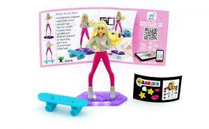 SPORTY SKATE (SD579) mit Zubehör [Barbie Figur]