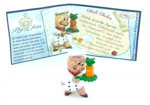 Didi Deko mit Beipackzettel (Duell in der Küche)