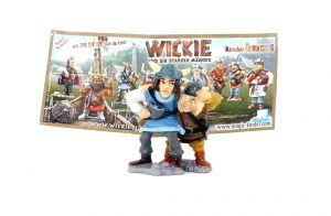Snorre und Tjure aus dem Film Wickie und die starken Männer
