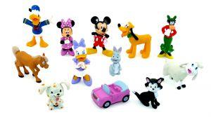 12 tolle Figuren von Walt Disney MINNIE MAUS (Disney JUNIOR)