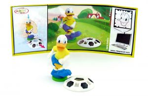 Donald Duck mit neutral Beipackzettel (Micky Maus & Freunde)