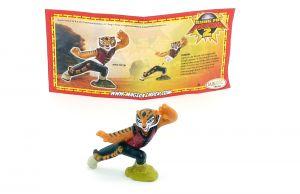 MASTER TIGRESS mit deutschen Beipackzettel (Kung Fu Panda 2)