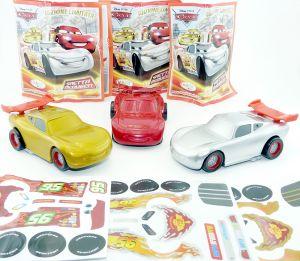 Maxi Ei Disney Cars Limited Edition Italy 2014 mit allen BPZ