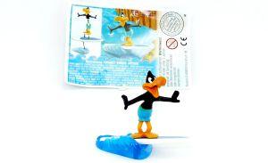 Duffy Duck mit deutschen Beipackzettel (Bugs Bunnys)