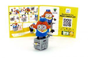 Service Bob (Beipackzettel Nummer DV599)