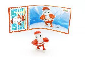 Kinderino Sport, Boxer mit Beipackzettel
