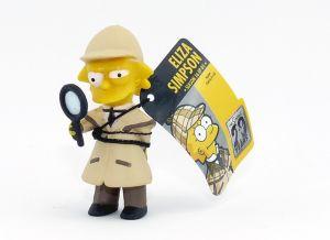Simpsons Sammelfiguren 20th Anniversary LISA Größe 6cm