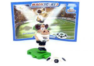 Elmo Elchmeter mit deutschen Beipackzettel und Ball (Magic Sport 2)