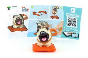 LIAM Figur von Pets 2 mit Beipackzettel (EN579)