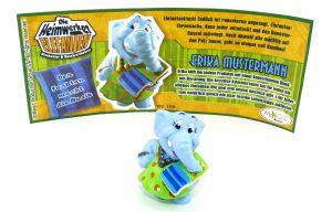ERIKA MUSTERMANN mit Beipackzettel (Die Heimwerker Elefanten)