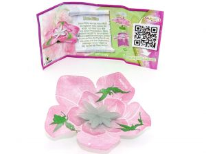Fee Blüte von den Disney Fairies mit Beipackzettel