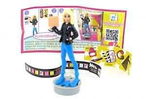 FILMREGISSEURIN mit Zettel EN399 (Die Barbie Traumberufe)