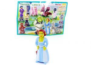 Fiona mit Beipackzettel (Shrek der Dritte)