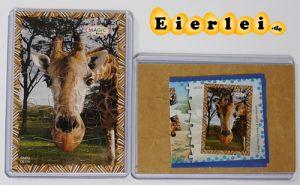 Tierpuzzleecke, Giraffe 2009/2010 mit BPZ (Puzzle)