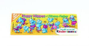 Happy Hippo im Fitness - Fieber (Beipackzettel)