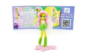 Fluttershy mit Beipackzettel (My little Pony)