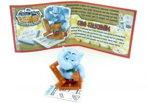 FIDO FALSCHRÖM mit Beipackzettel (Die Heimwerker Elefanten)