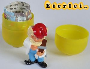 Friseur Silberlocke noch im Ei (Zunft der Zwerge)