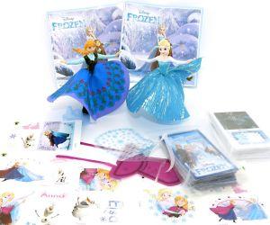 Frozen - Eiskönigin 2 Figuren aus dem Maxi Ei von Ferrero