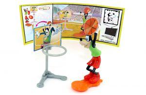 Goofy mit neutralen Beipackzettel (Micky Maus & Freunde)