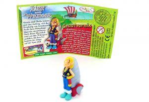 Grautvornix mit deutschen Beipackzettel (Asterix und die Wikinger)