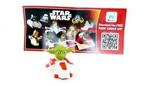 Meister YODA von Star Wars mit Beipackzettel (FS325)