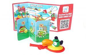 HALF mit Beipackzettel F606 (Die Angry Birds)