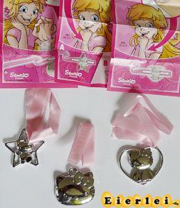 Hello Kitty Mini Gran Sorpresa 2012 mit allen BPZ (Sätze Ausland