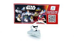 KLONKRIEGER von Star Wars mit Beipackzettel (FS321)