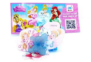 Blüten-Haarclip von den Prinzessin Palace Pets mit BPZ (FT107B)