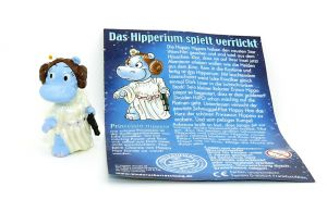 Prinzessin Hippeia - Leia aus der Hipperium Serie (Star Wars)