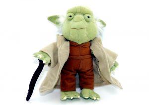 Star Wars Stoff Figur Yoda Sammelfigur von Zewa (Höhe 17cm)