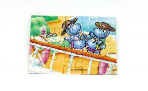 Puzzleecke von Happy Hippo Traumschiff ohne BPZ unten links