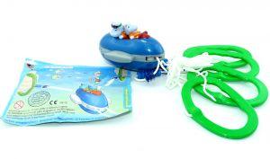 Happy Hippo SPEED Spielzueg aus dem Maxi Ei von Ferrero mit Beipackzettel