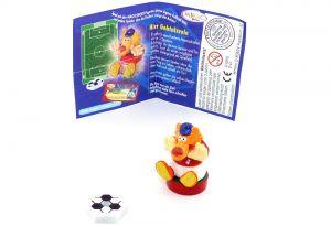 Hirr Gehtnixrein mit Ball und deutschen Beipackzettel (Magic Sport)