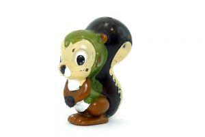 Eichhörnchen in Vorserienbemalung von Tao Tao (Ü-Ei Rarität in gutem Zustand)